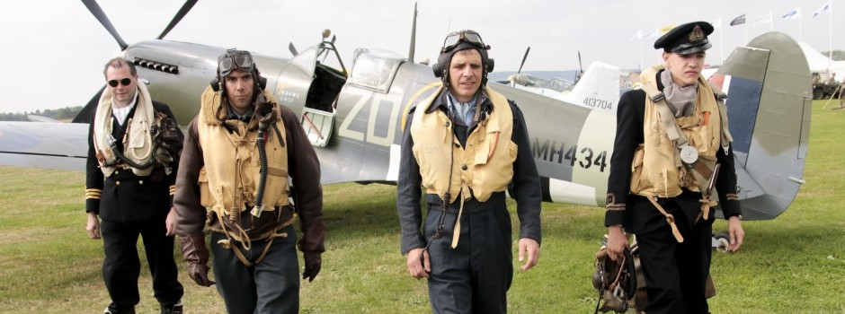 WWII Aircraft and Crew